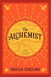 One of our recommended books is The Alchemist by Paulo Coelho