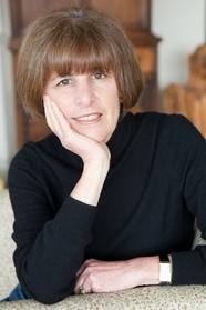 Ellen Feldman is the author of Paris Never Leaves You, credit Laura Mozes