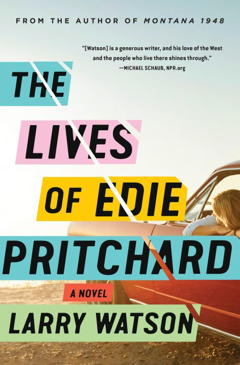 One of our recommended books is The Lives of Edie Pritchard by Larry Watson