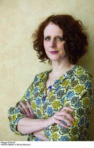 Maggie O'Farrell is the author of Hamnet