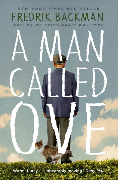 One of our recommended books is A Man Called Ove