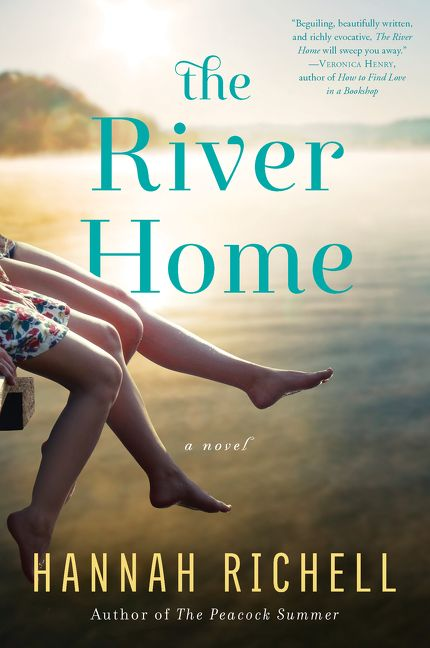 One of our recommended books is The River Home by Hannah Richell