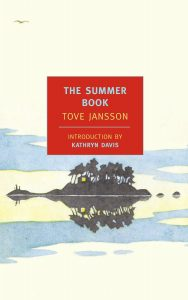 One of our recommended books is The Summer Book by Tove Jansson