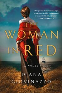 One of our recommended books is The Woman in Red by Diana Giovinazzo