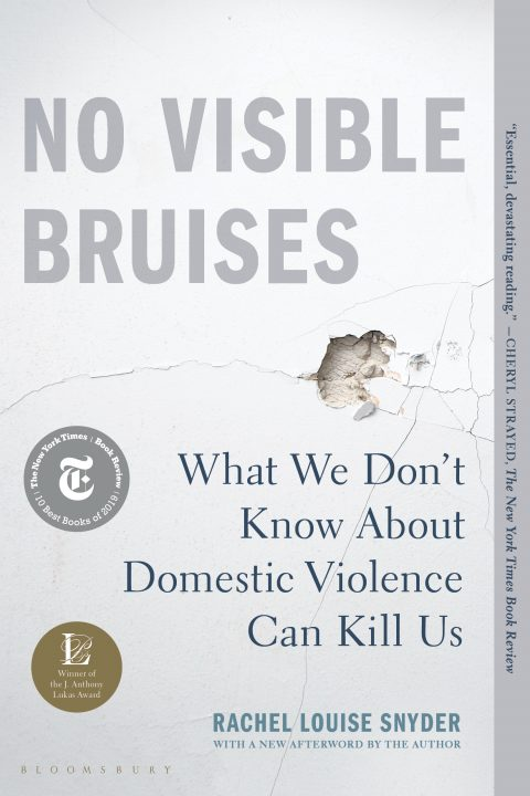 One of our recommended books is No Visible Bruises by Rachel Louise Snyder