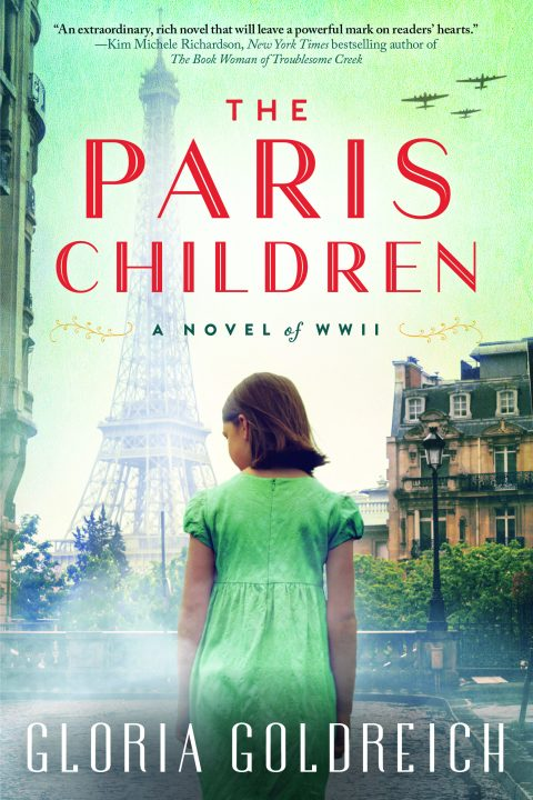 One of our recommended books is The Paris Children by Gloria Goldreich