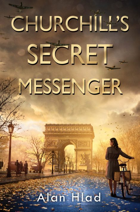 One of our recommended books is Churchill's Secret Messenger by Alan Hlad