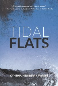 One of our recommended books is Tidal Flats by Cynthia Newberry Martin