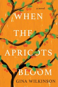 One of our recommended books is When the Apricots Bloom by Gina Wilkinson