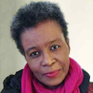 Claudia Rankine is the author of Just Us, credit John Lucas