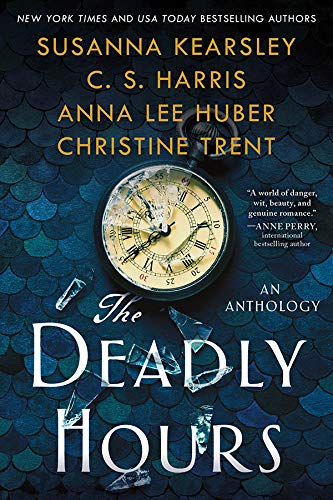 One of our recommended books is The Deadly Hours by Susanna Kearsley