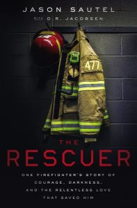 One of our recommended books is The Rescuer by Jason Sautel