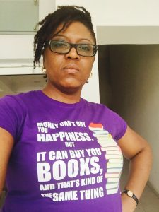 Rosemary Adomokai, owner of Books on the Loose
