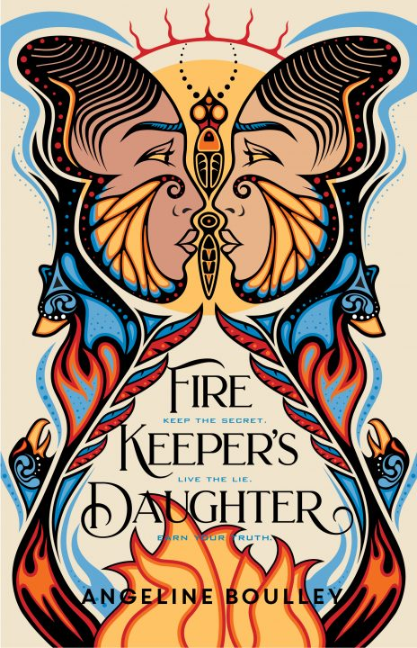 One of our recommended books is Firekeeper's Daughter by Angelline Boulley