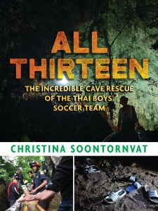 One of our recommended books is All Thirteen by Christina Soontornvat