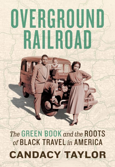 One of our recommended books is Overground Railroad by Candacy Taylor