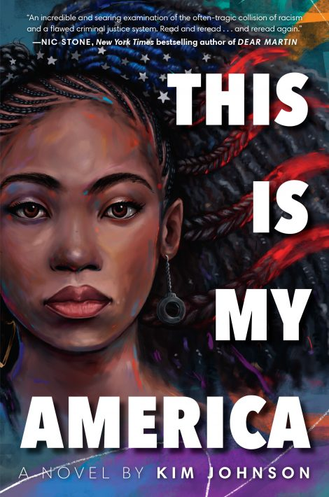 One of our recommended books is This Is My America by Kim Johnson