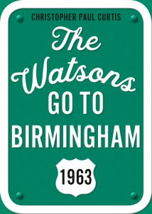 One of our recommended books is The Watsons Go to Birmingham 1963 by Christopher Paul Curtis