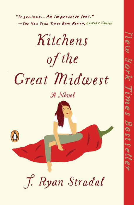 One of our recommended books is Kitchens of the Great Midwest by J. Ryan Stradal