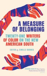 One of our recommended books is A Measure of Belonging by Cinelle Barnes