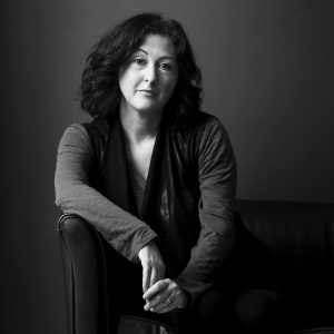 Lara Vapnyar is the author of Divide Me by Zero, credit Mark Gurevich