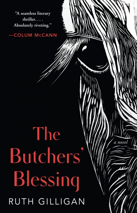 One of our recommended books is The Butchers' Blessing by Ruth Gilligan