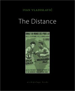 One of our recommended books is The DIstance by Ivan Vladislavić