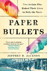 One of our recommended books is Paper Bullets by Jeffrey Jackson