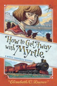 One of our recommended books is How to Get Away With Myrtle by Elizabeth C. Bunce