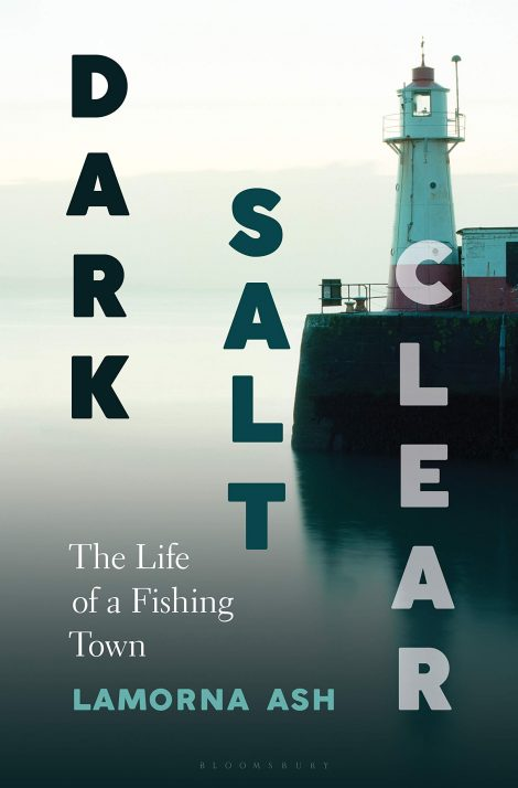 One of our recommended books is Dark, Salt, Clear by Lamorna Ash