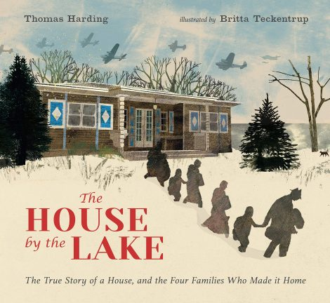 One of our recommended books is The House by the Lake by Thomas Harding