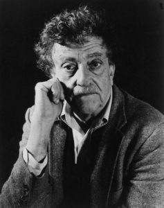 Kurt Vonnegut, photo Rosemary Carroll
