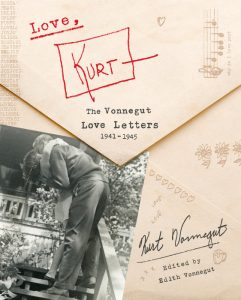 One of our recommended books is Love, Kurt by Kurt Vonnegut