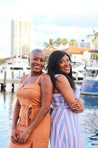 Maika and Maritza Moulite are the authors of Dear Haiti, Love Alaine