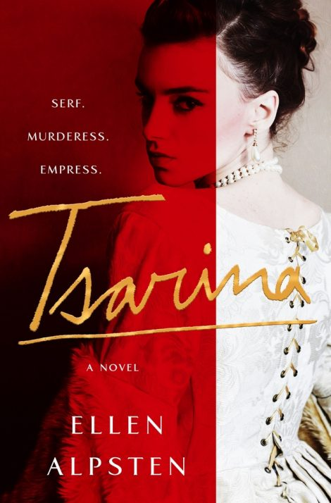 One of our recommended books is Tsarina by Ellen Alpsten