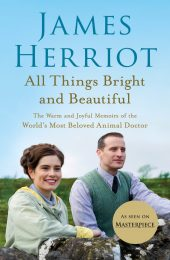One of our recommended books is All Things Bright and Beautiful by James Herriot