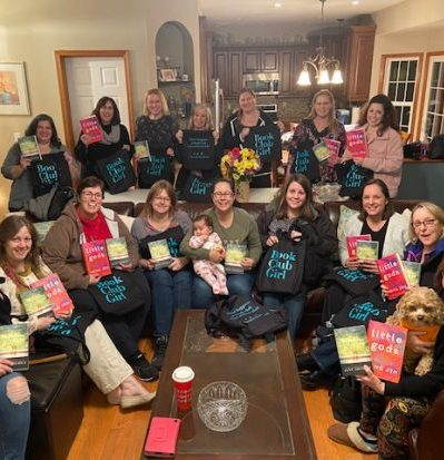 Book Club Girls Sparta is our December 2020 Spotlight on Reading Group Choices