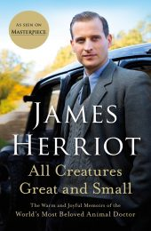 One of our recommended books is All Creatures Great and Small by James Herriot