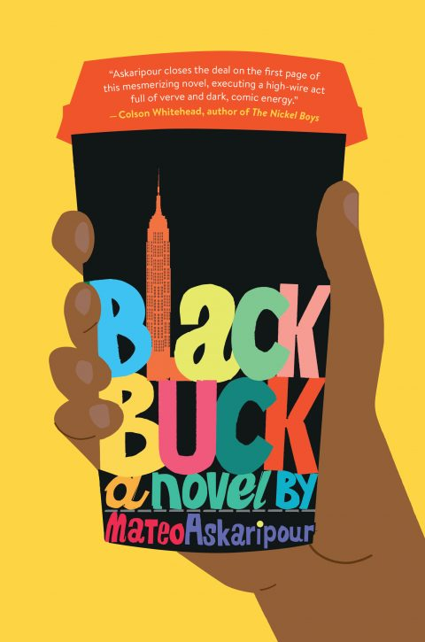 One of our recommended books is Black Buck by Mateo Askaripour