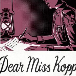 Amy Stewart interview for Dear Miss Kopp