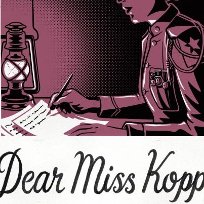 Amy Stewart interview for Dear Miss Kopp