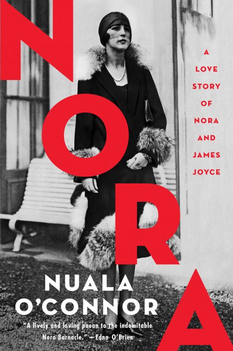 One of our recommended books is Nora by Nuala O'Connor