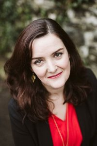 Nuala O'Connor is the author of Nora