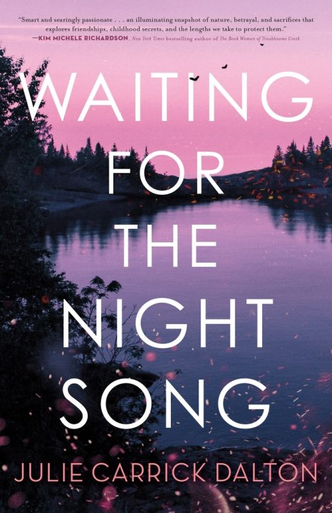 One of our recommended books is Waiting for the Night Song by Julie Carrick Dalton