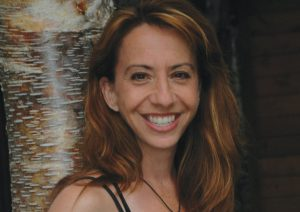 Andromeda Romano-Lax is the author of Annie and the Wolves