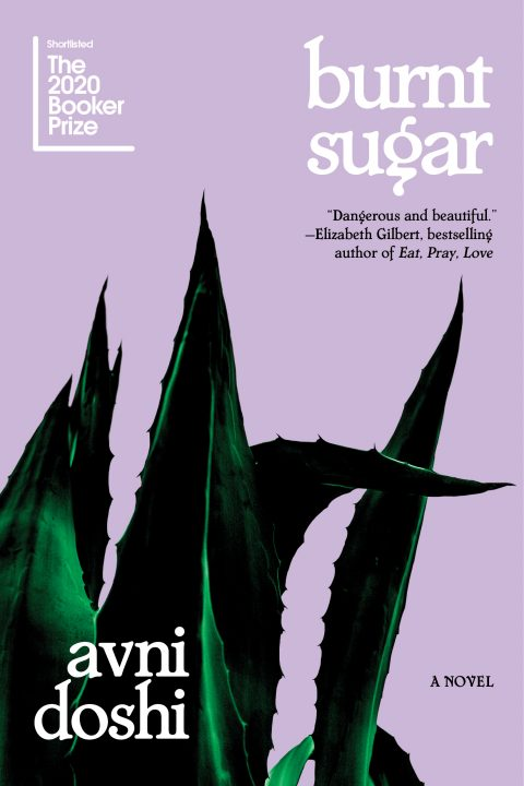 One of our recommended books is Burnt Sugar by Avni Doshi