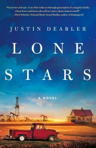 One of our recommended books is Lone Stars by Justin Deabler