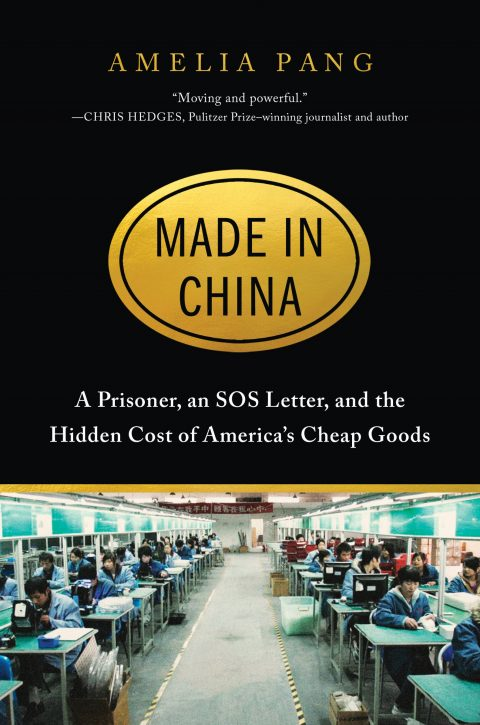One of our recommended books is Made in China by Amelia Pang
