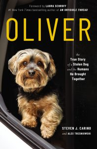 One of our recommended books is Oliver by Steven Carino