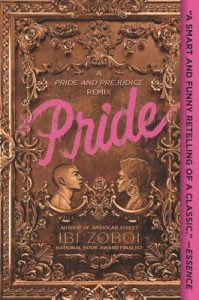 One of our recommended books is Pride by Ibi Zoboi